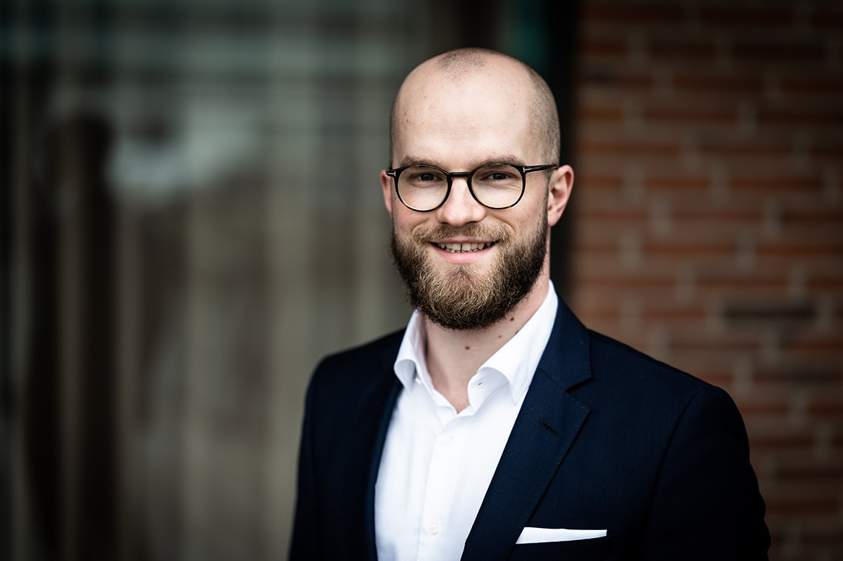 Infiniance welcomes Anders Pilgaard as a new Consultant